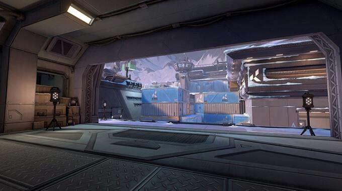 Bản đồ Icebox trong Valorant - Hình ảnh 7