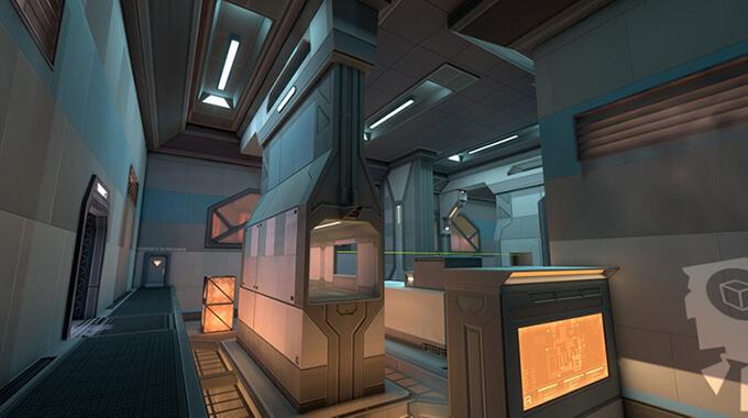 Bản đồ Icebox trong Valorant - Hình ảnh 9