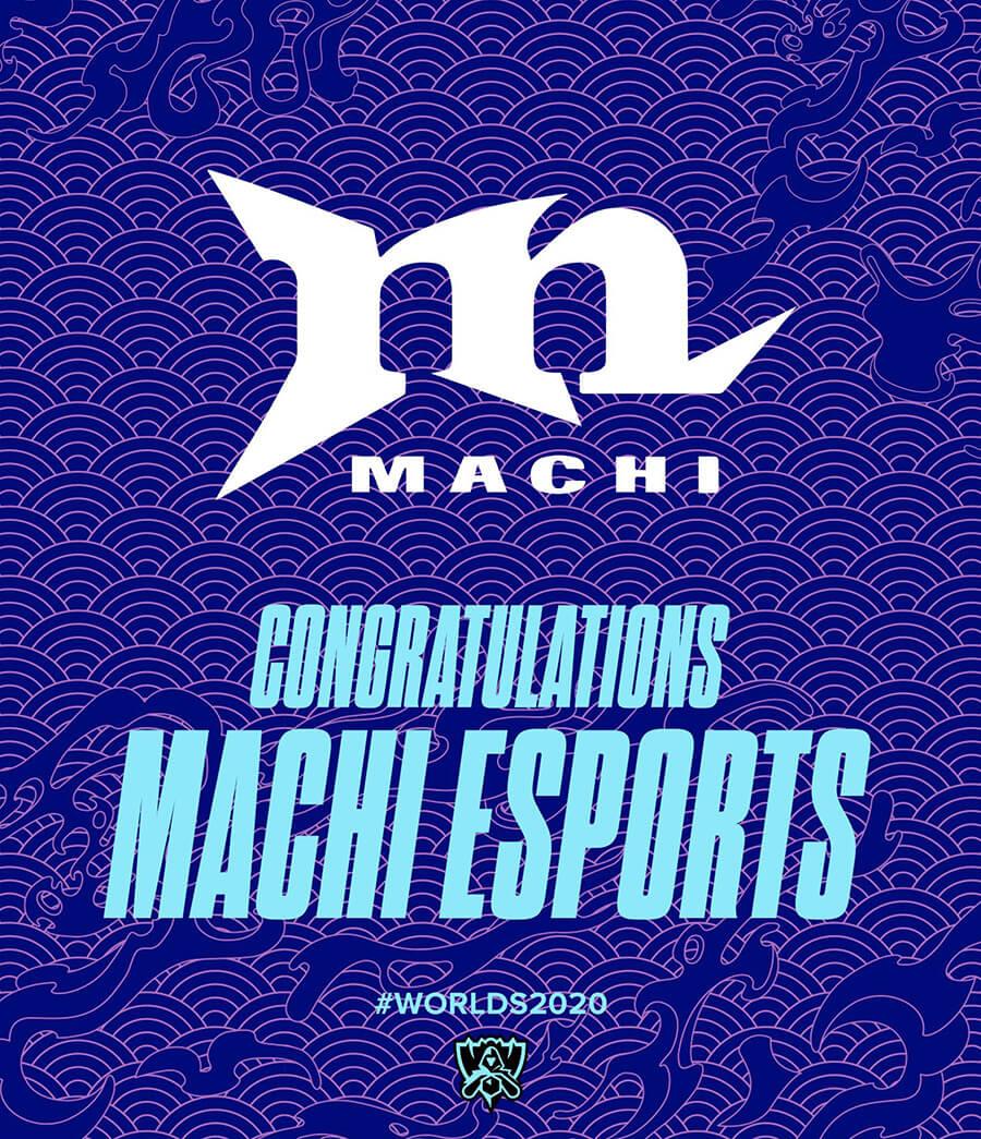 Machi Esports vô địch PCS Mùa Hè 2020 và có vé vào thẳng vòng bảng CKTG 2020.