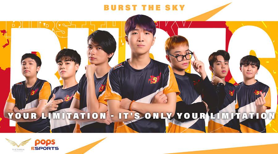 Danh sách các thành viên của đội tuyển Liên Minh Huyền Thoại Burst The Sky