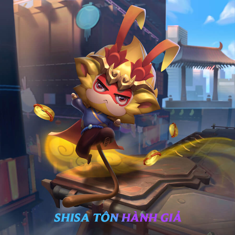 Shisa Tôn Hành Giả