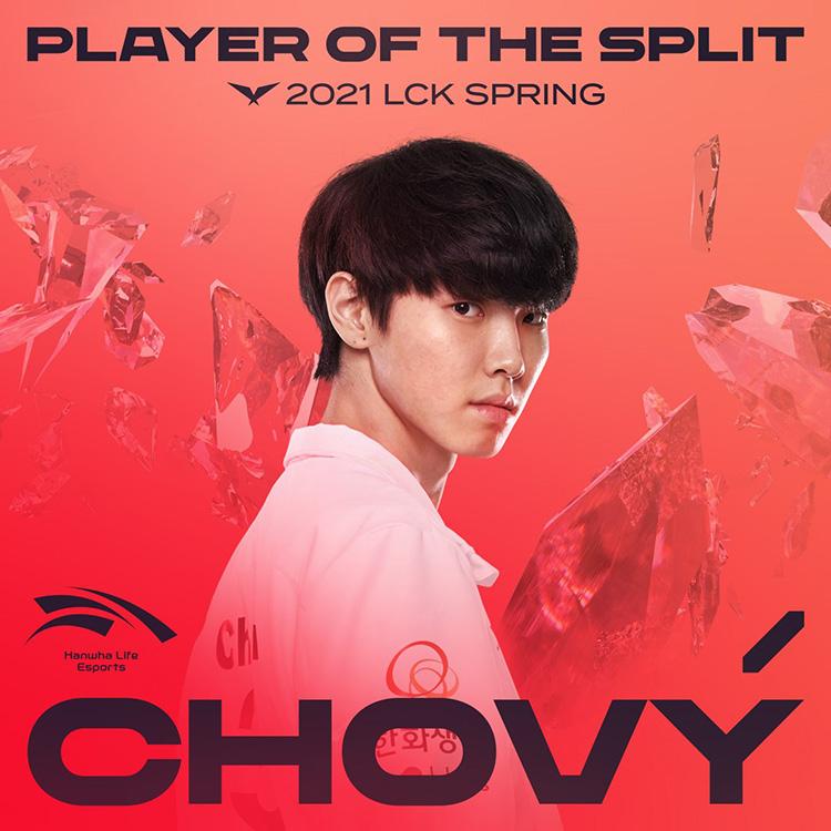 Top 3 tuyển thủ đứng đầu bảng xếp hạng MVP vòng bảng: Chovy