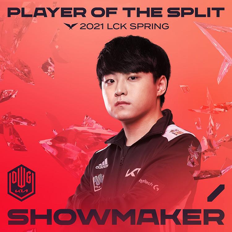 Top 3 tuyển thủ đứng đầu bảng xếp hạng MVP vòng bảng: ShowMaker