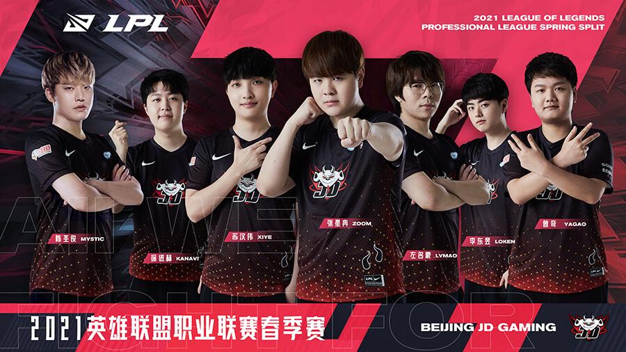 Beijing JD Gaming