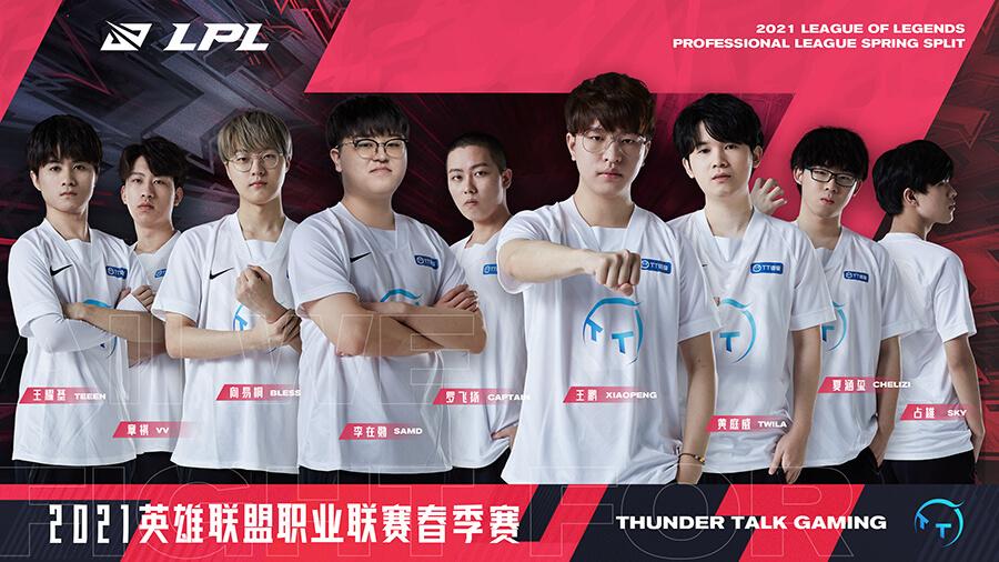 Thunder Talk Gaming
