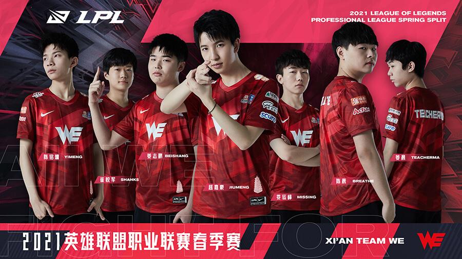 Xi'an Team WE