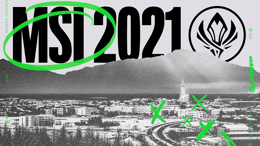 MSI 2021 diễn ra tại Reykjavik, Iceland vào tháng 5/2021