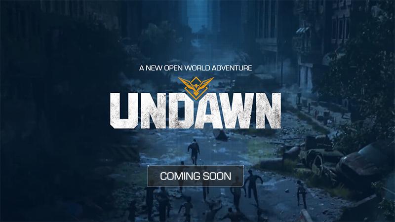 Tencent Games công bố game sinh tồn thế giới mở Undawn