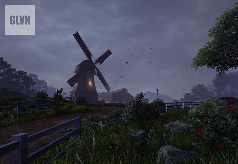 Một vài hình ảnh về phong cảnh trong game