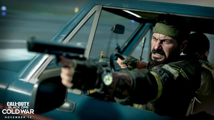 PS5 cho trải nghiệm cực đã với Call of Duty: Black Ops Cold War