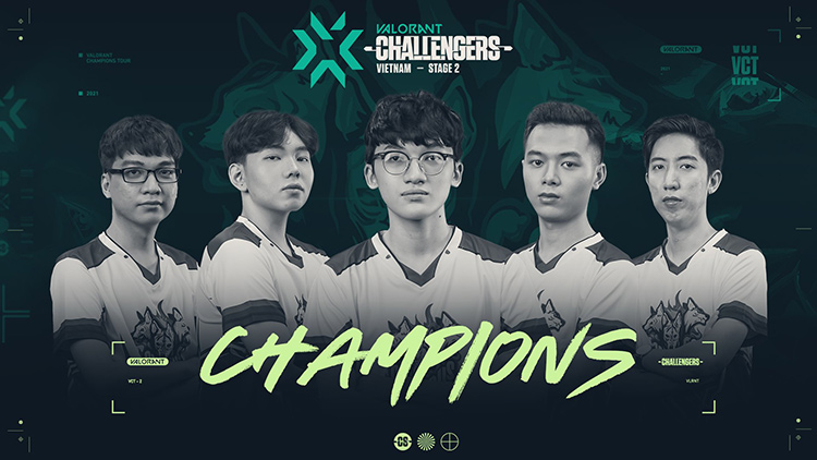 Cerberus Esports vô địch VCT 2021: Vietnam Stage 2 Challengers