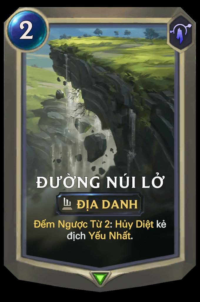 Đường Núi Lở