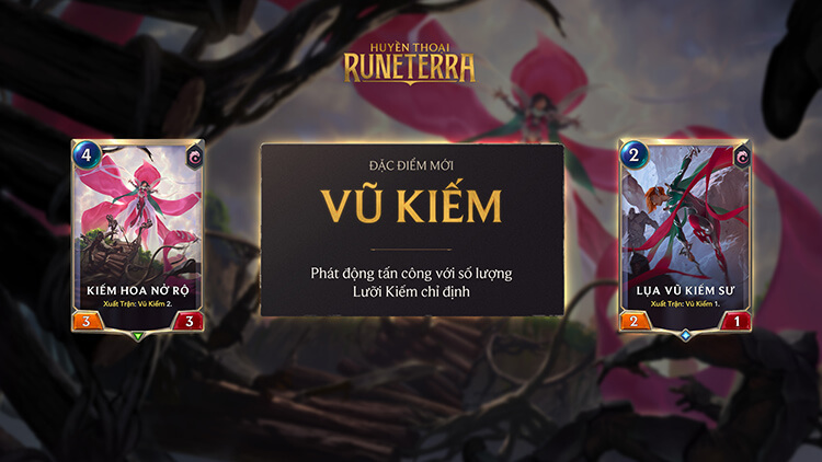 Vũ Kiếm - Huyền Thoại Runeterra