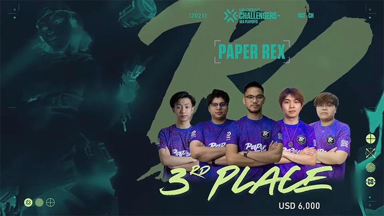 Paper Rex