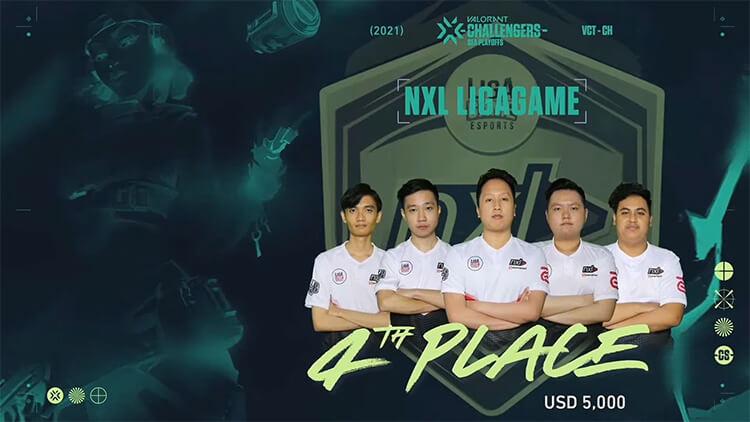 NXL Ligagame