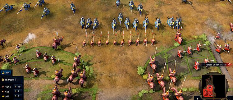 Age of Empires IV (Đế Chế 4) - Hình ảnh 1