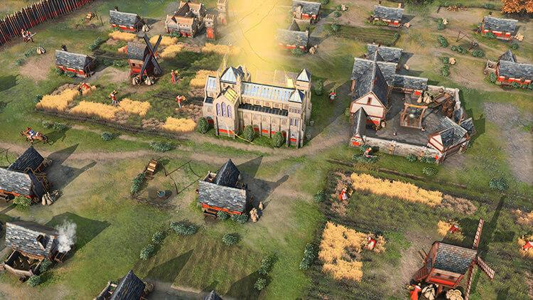 Age of Empires IV (Đế Chế 4) - Hình ảnh 3