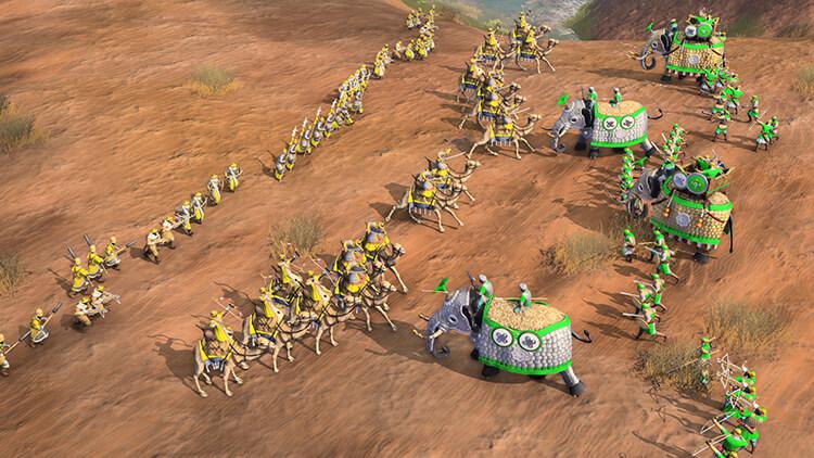 Age of Empires IV (Đế Chế 4) - Hình ảnh 4