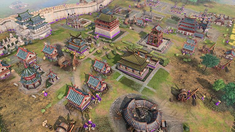 Age of Empires IV (Đế Chế 4) - Hình ảnh 5
