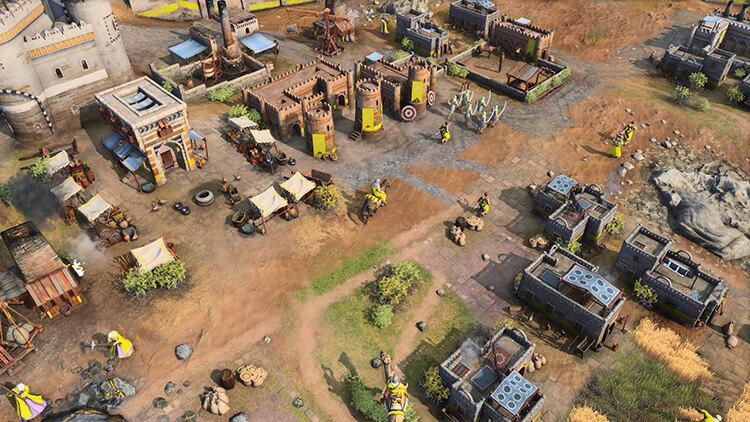 Age of Empires IV (Đế Chế 4) - Hình ảnh 7