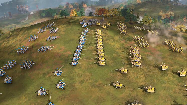 Age of Empires IV (Đế Chế 4) - Hình ảnh 8
