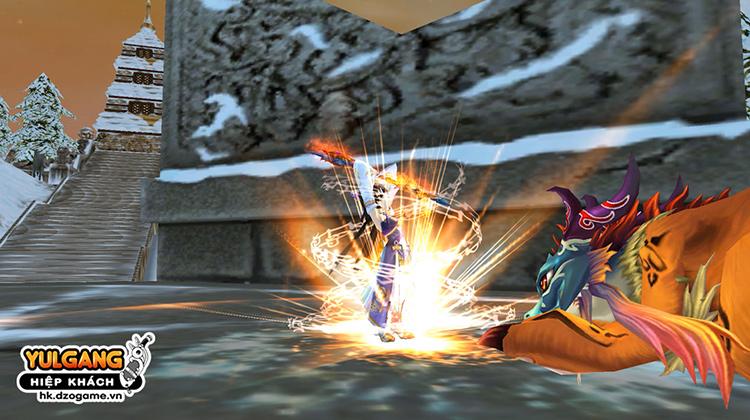 Yulgang Hiệp Khách ra mắt nhân vật mới Thần Y