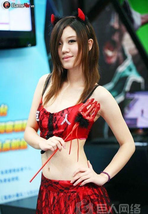 """ChinaJoy 09: """"Đâu đâu cũng toàn là mỹ nữ thượng đẳng"""" 10"""