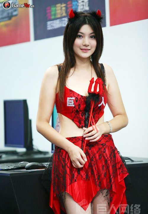"""ChinaJoy 09: """"Đâu đâu cũng toàn là mỹ nữ thượng đẳng"""" 14"""