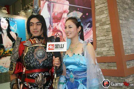 """ChinaJoy 09: """"Đâu đâu cũng toàn là mỹ nữ thượng đẳng"""" 21"""