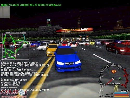 CT Racer Online chuẩn bị thử nghiệm Close Beta 2