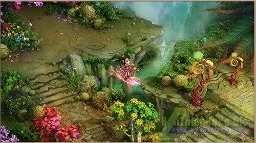 Mộng Ảo Tru Tiên - Những hình ảnh đầu tiên 16