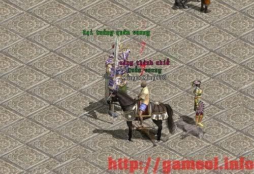 Chinh Đồ ra mắt chức năng Hoàng Thành Đại chiến 5