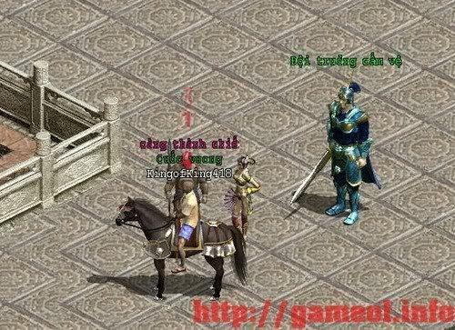 Chinh Đồ ra mắt chức năng Hoàng Thành Đại chiến 3