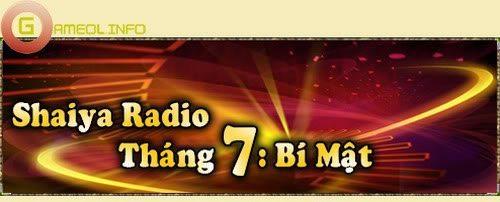 Sắc màu Radio trong các Game Online 4