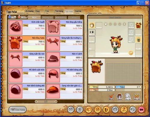Cuộc chiến Taan vs Gunny: FPT Online 2-1 Vinagame 5