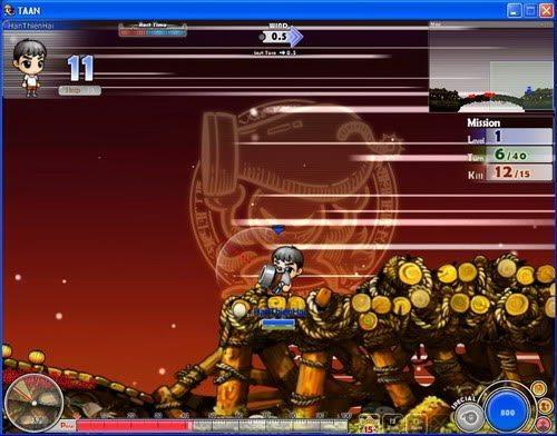 Cuộc chiến Taan vs Gunny: FPT Online 2-1 Vinagame 3