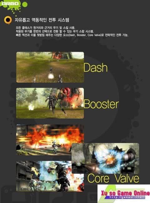 Mgame công bố nội dung mới của Argo 3
