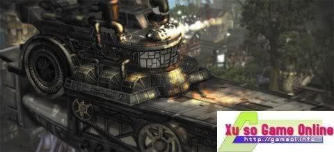 Mgame công bố nội dung mới của Argo 11