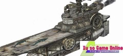 Mgame công bố nội dung mới của Argo 9