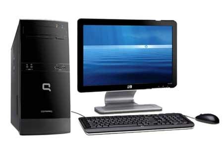 Case máy tính Compaq tản nhiệt tốt 2