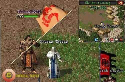 Phong thần: Mỗi game thủ một vai diễn 3