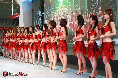 """ChinaJoy 09: """"Đâu đâu cũng toàn là mỹ nữ thượng đẳng"""" 6"""