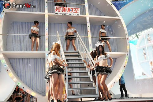 """ChinaJoy 09: """"Đâu đâu cũng toàn là mỹ nữ thượng đẳng"""" 26"""