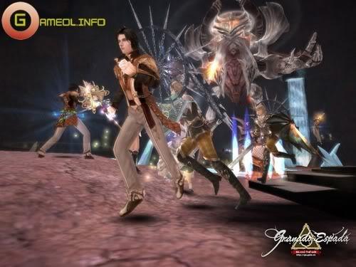 Các loại hình cộng đồng trong thế  giới MMORPG 1