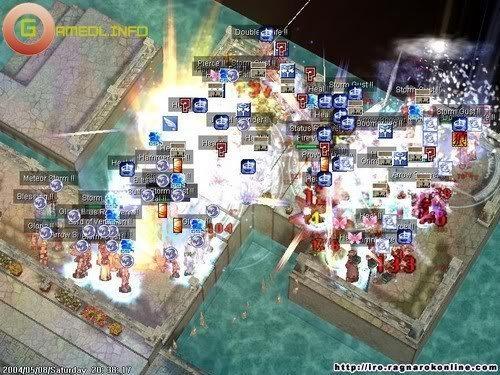 Các loại hình cộng đồng trong thế  giới MMORPG 2