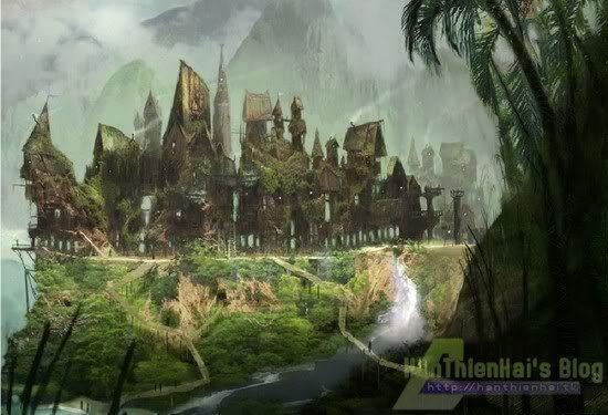 Heroes of Telara - Anh hùng xứ Telara 2