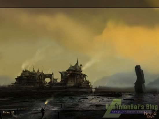 Heroes of Telara - Anh hùng xứ Telara 4