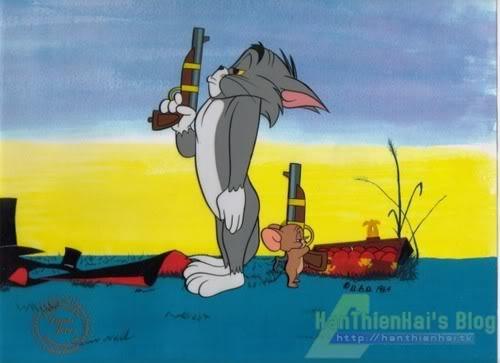 Tom và Jerry sẽ có mặt trên MMORPG vào năm 2010 2